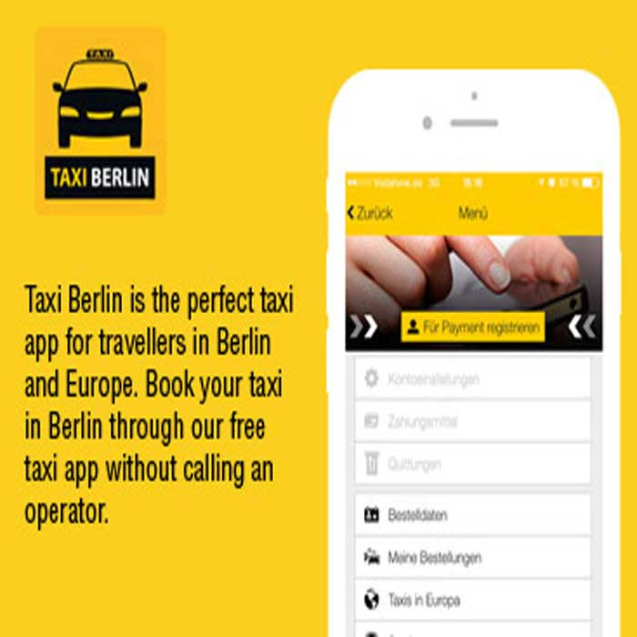 Taxi Berlin iOS App Developer