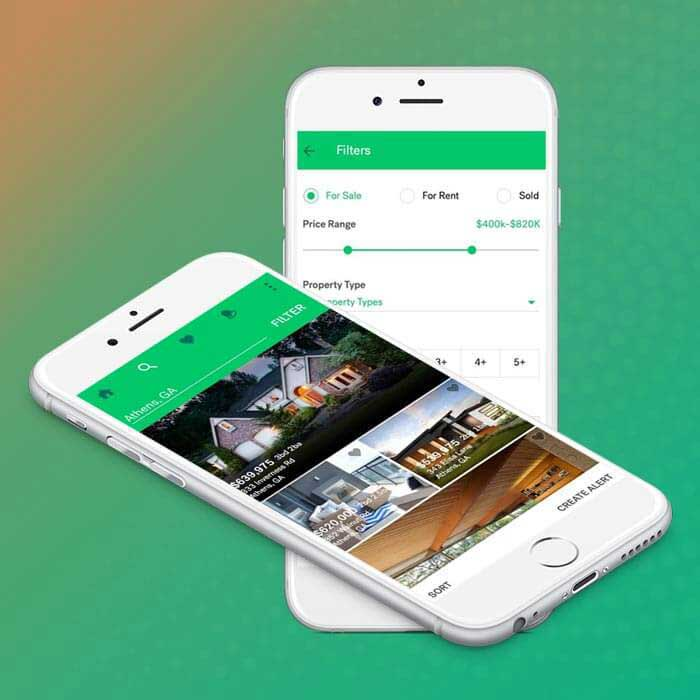 Trulia iPhone Real Estate App