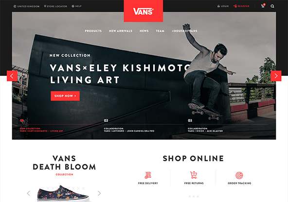 eCommerce-website-portfolio